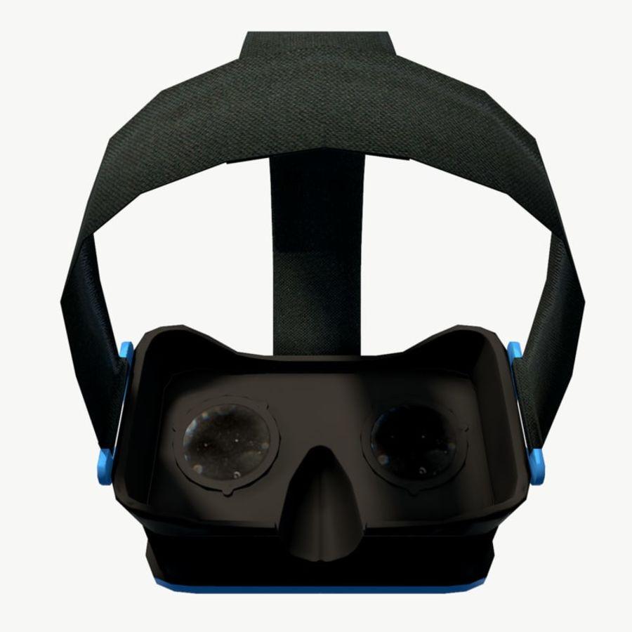 Fibrum VR headset (ultra) 3D Model $19 -  unknown  obj  max  fbx