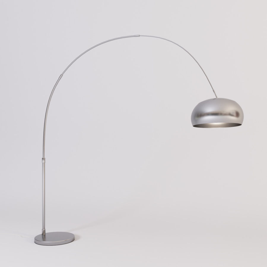 Floor lamp royalty-free 3d model - Preview no. 9