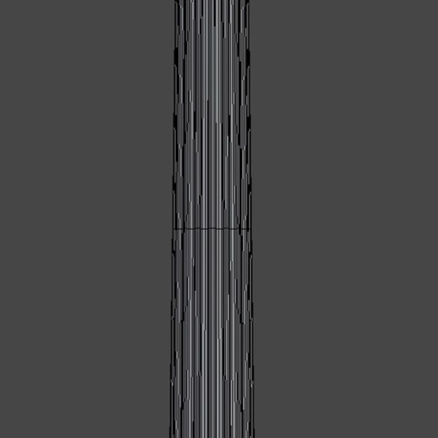 Doric Column royalty-free 3d model - Preview no. 15