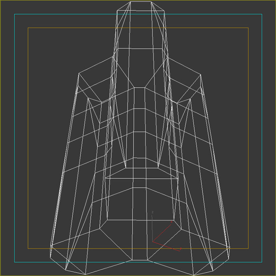 Construction04 royalty-free 3d model - Preview no. 18