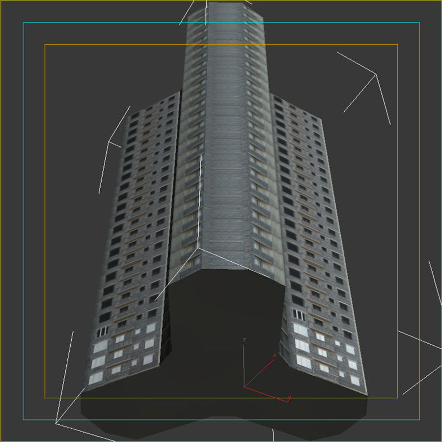 Construction04 royalty-free 3d model - Preview no. 16
