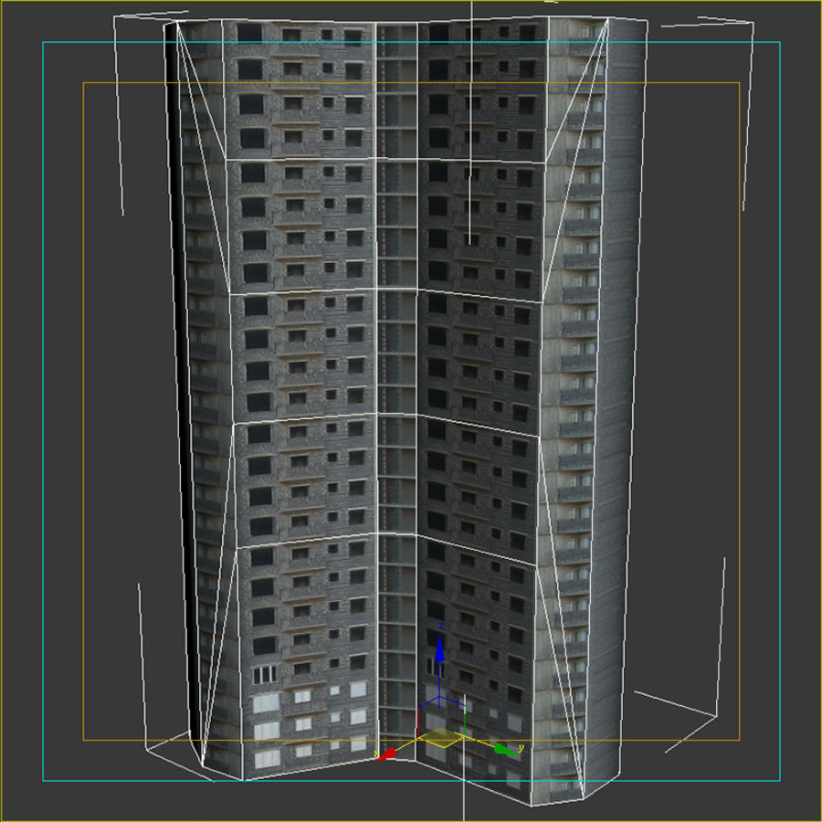 Construction04 royalty-free 3d model - Preview no. 10
