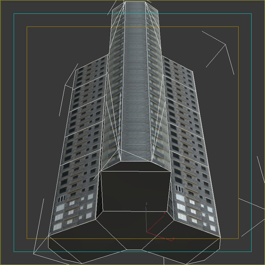 Construction04 royalty-free 3d model - Preview no. 17