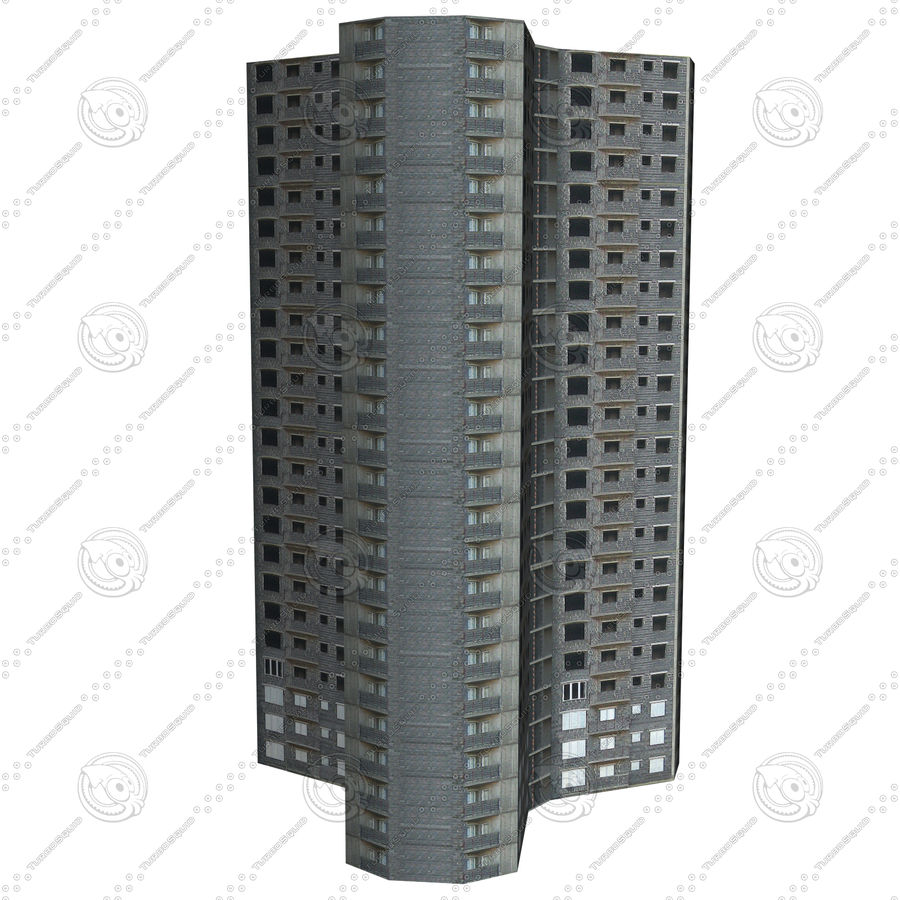 Construction04 royalty-free 3d model - Preview no. 4