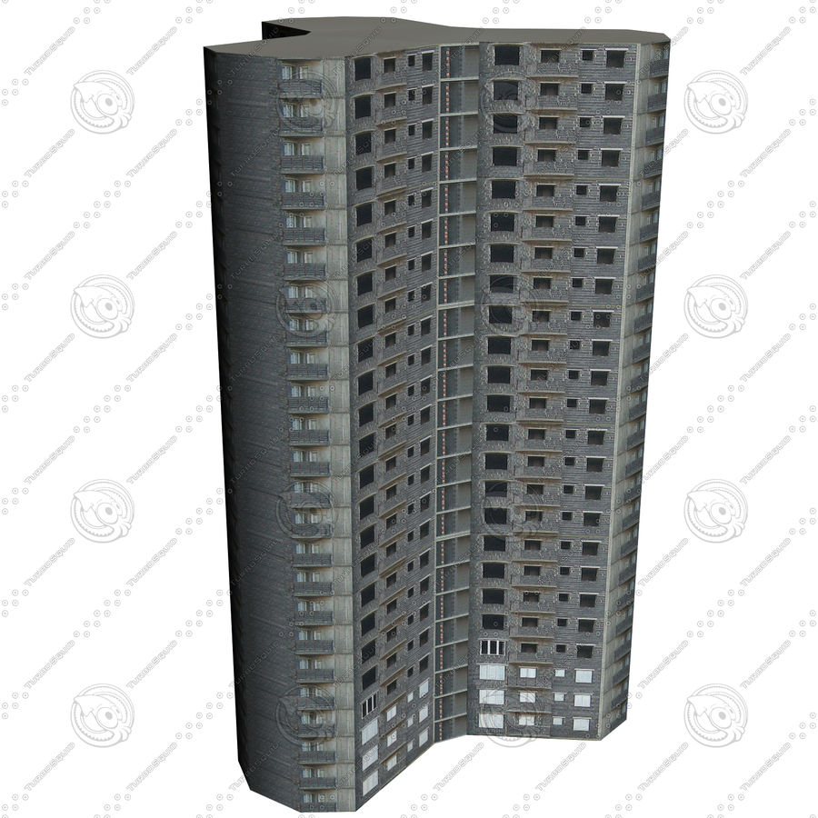 Construction04 royalty-free 3d model - Preview no. 2
