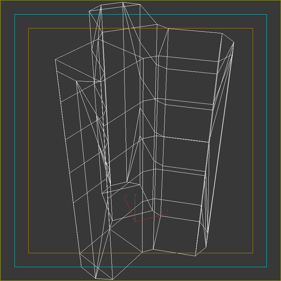Construction04 royalty-free 3d model - Preview no. 15