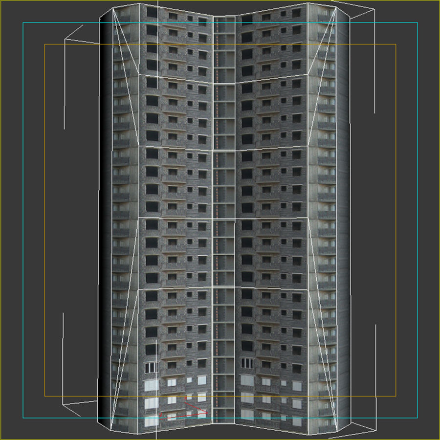 Construction04 royalty-free 3d model - Preview no. 12