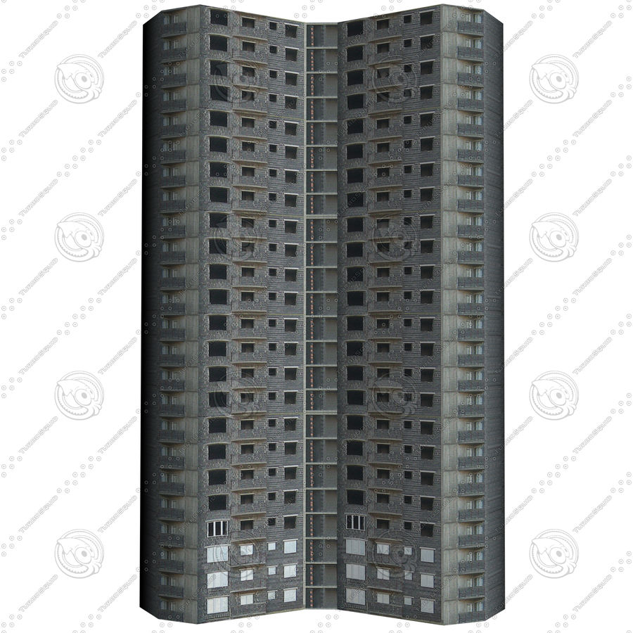 Construction04 royalty-free 3d model - Preview no. 5