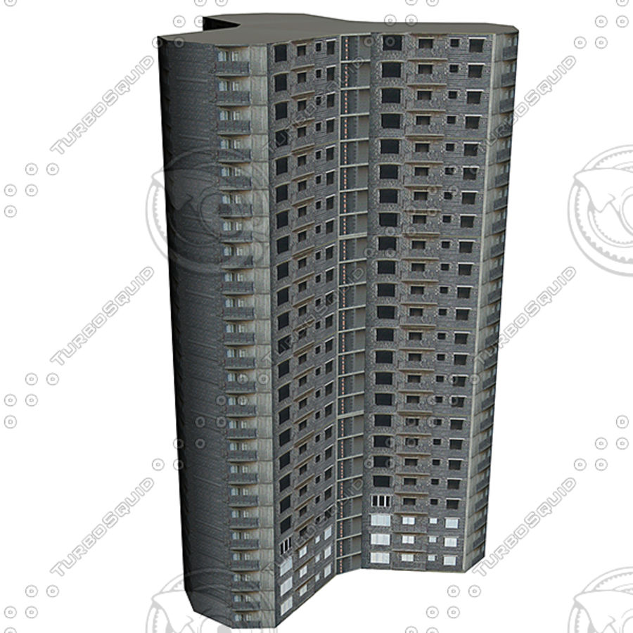 Construction04 royalty-free 3d model - Preview no. 1