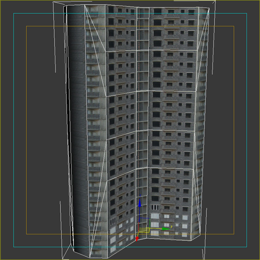 Construction04 royalty-free 3d model - Preview no. 9