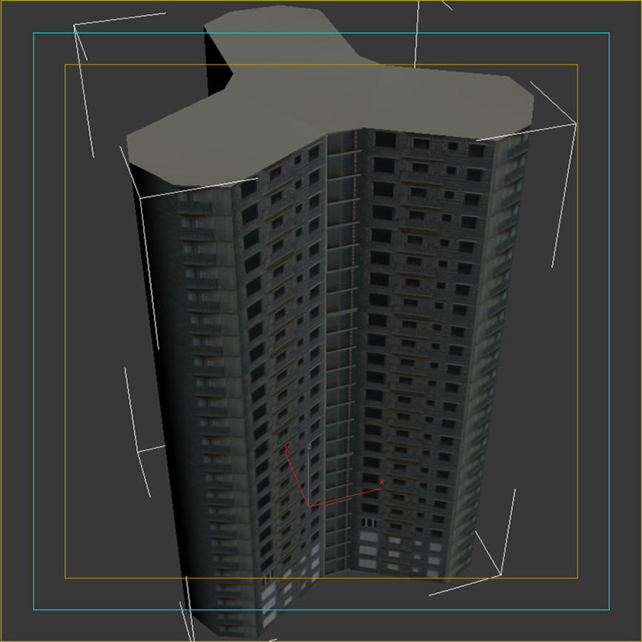 Construction04 royalty-free 3d model - Preview no. 13