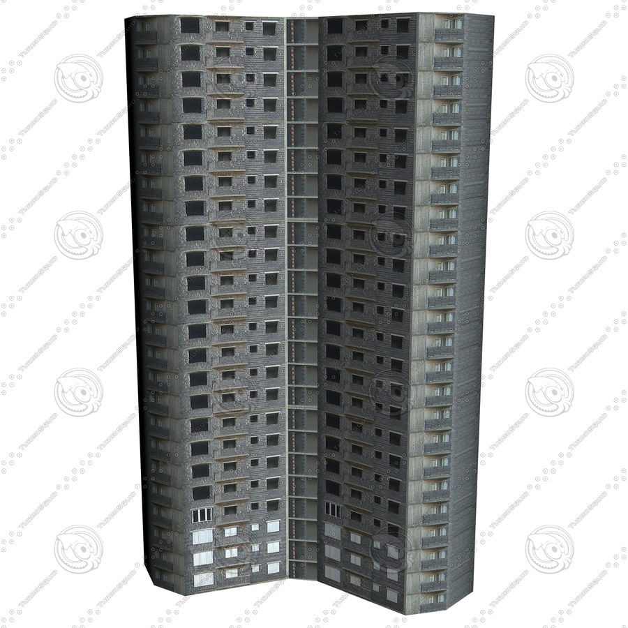 Construction04 royalty-free 3d model - Preview no. 3