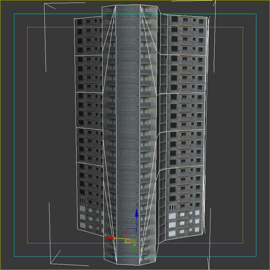 Construction04 royalty-free 3d model - Preview no. 11