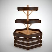 bread rack_3 3d model