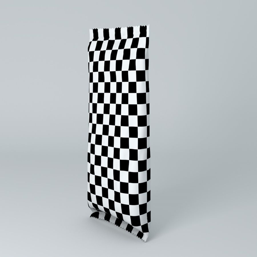 De verpakking van levensmiddelen royalty-free 3d model - Preview no. 5