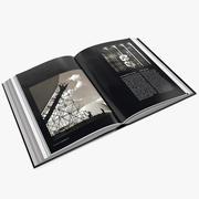 Open book_003 3d model