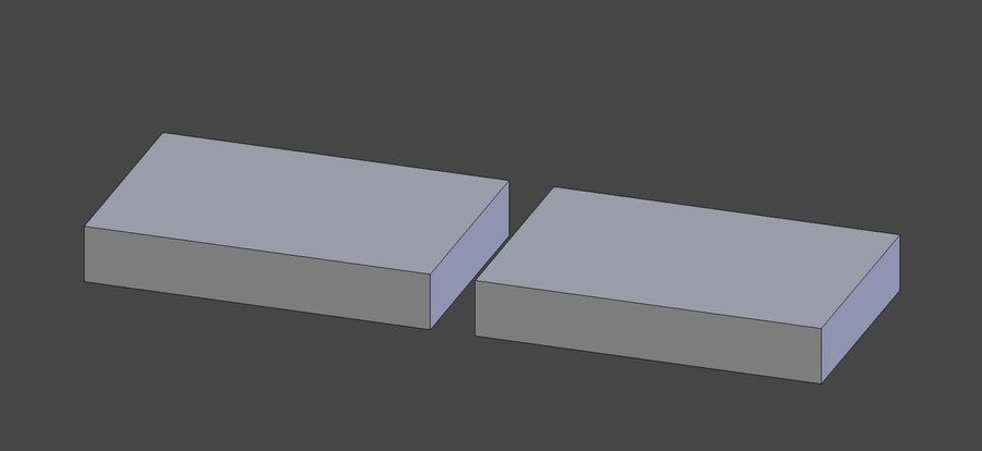 Cookie Boxes - LOW POLY royalty-free 3d model - Preview no. 5