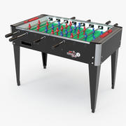 College Foosball Table by Roberto Sport 3d model