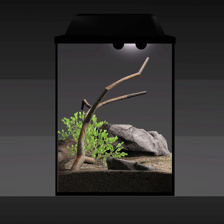水族馆 royalty-free 3d model - Preview no. 7
