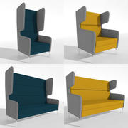 Chair Versis 3d model