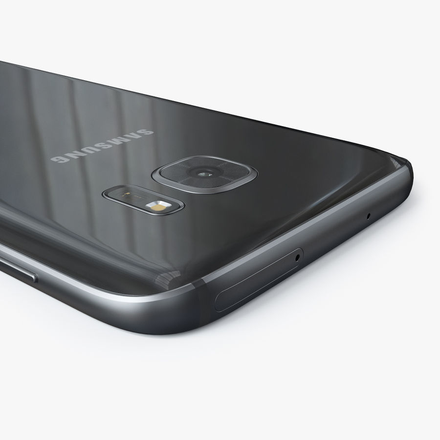 Samsung Galaxy S7 royalty-free 3d model - Preview no. 8