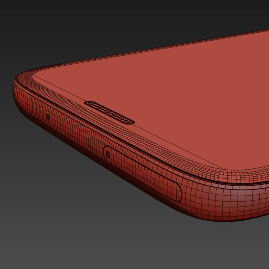 Samsung Galaxy S7 royalty-free 3d model - Preview no. 20