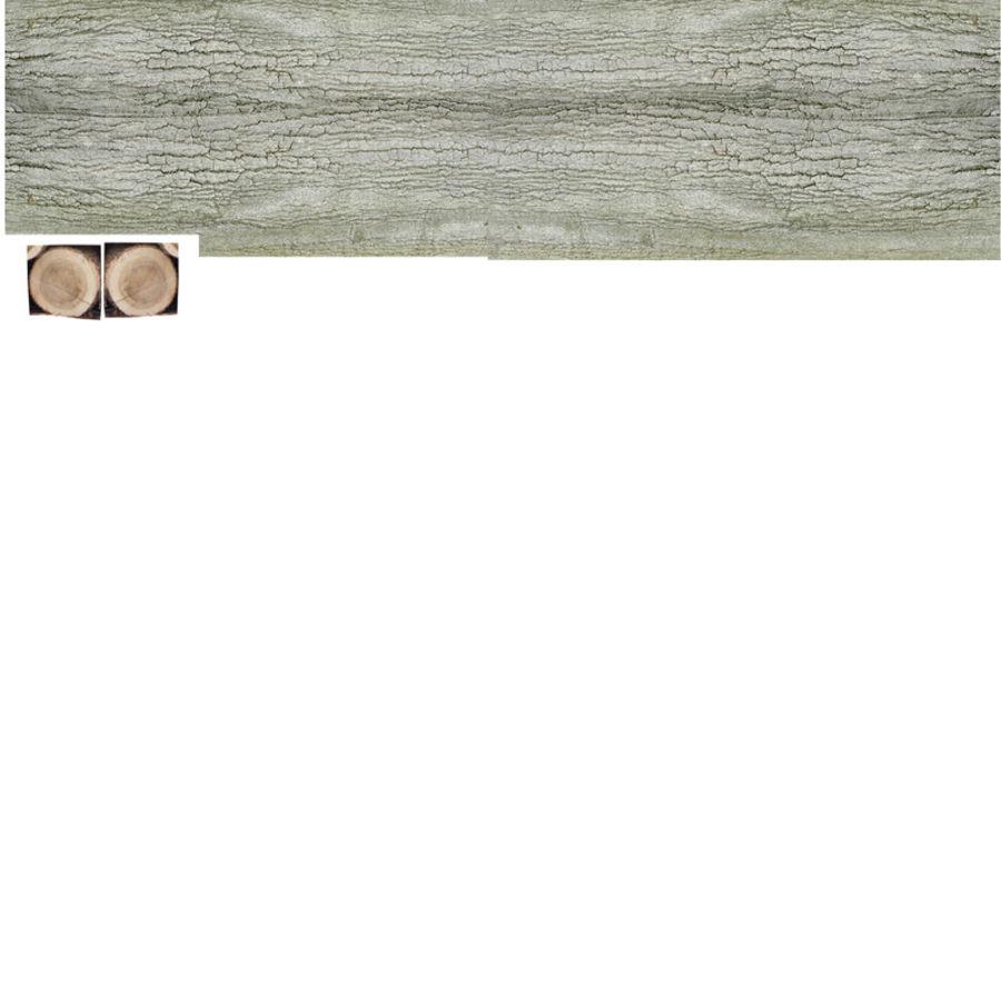 conjunto de toras de madeira royalty-free 3d model - Preview no. 30