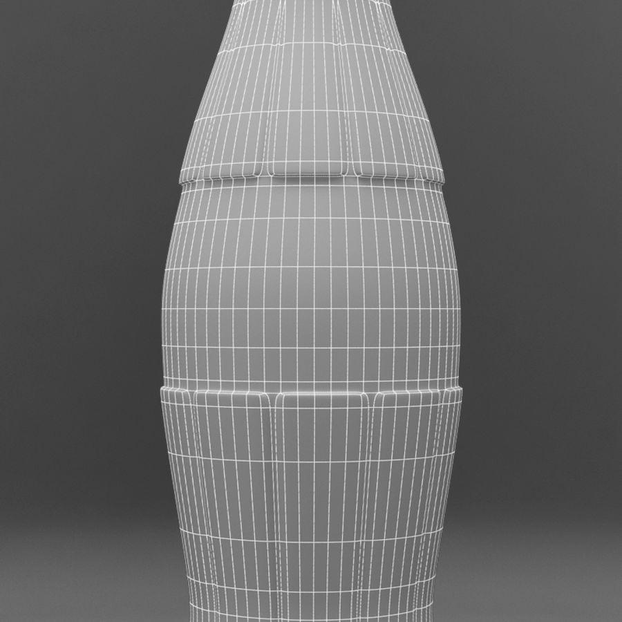 Coke royalty-free 3d model - Preview no. 5