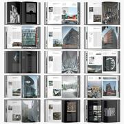15 Open book_004 3d model