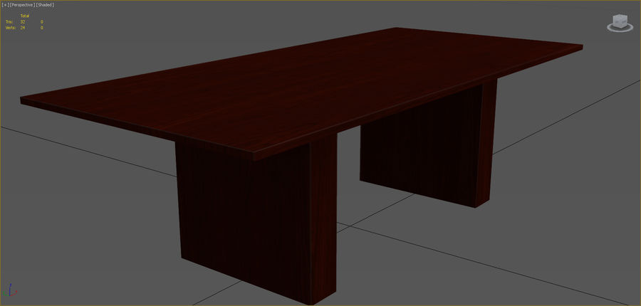 Office Furniture Collection royalty-free 3d model - Preview no. 87