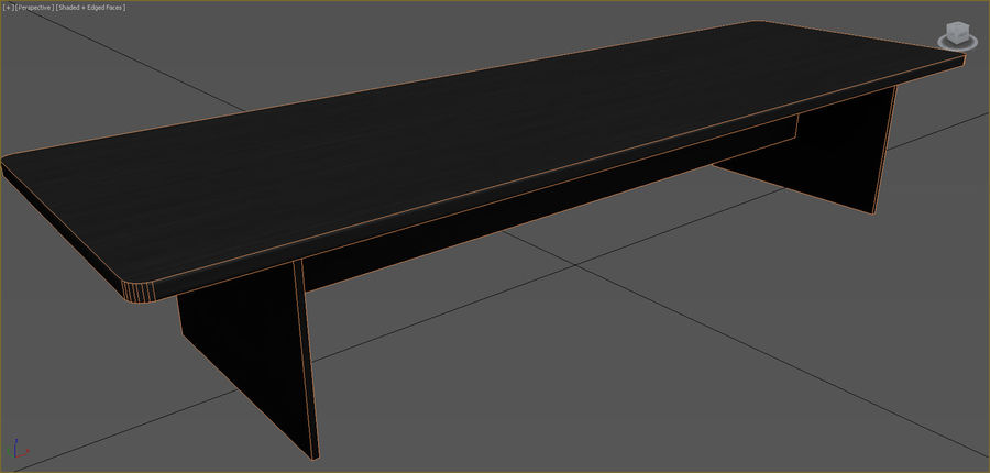 Office Furniture Collection royalty-free 3d model - Preview no. 103