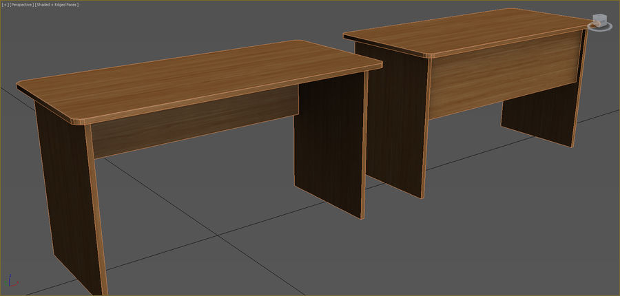 Office Furniture Collection royalty-free 3d model - Preview no. 100