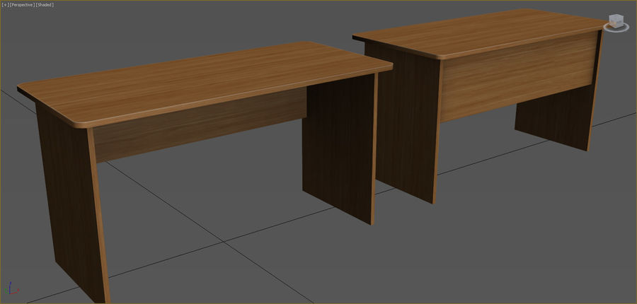 Office Furniture Collection royalty-free 3d model - Preview no. 99