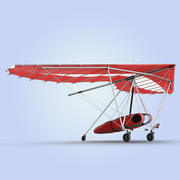 Häng glidare 3d model