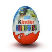 Kinder Egg 3d model
