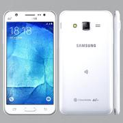 Samsung Galaxy J5 3d model