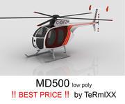 MD500 Skin1 3d model