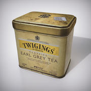 Tea Can for Games & Renders 3d model