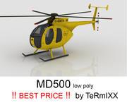 MD500 Giallo 3d model