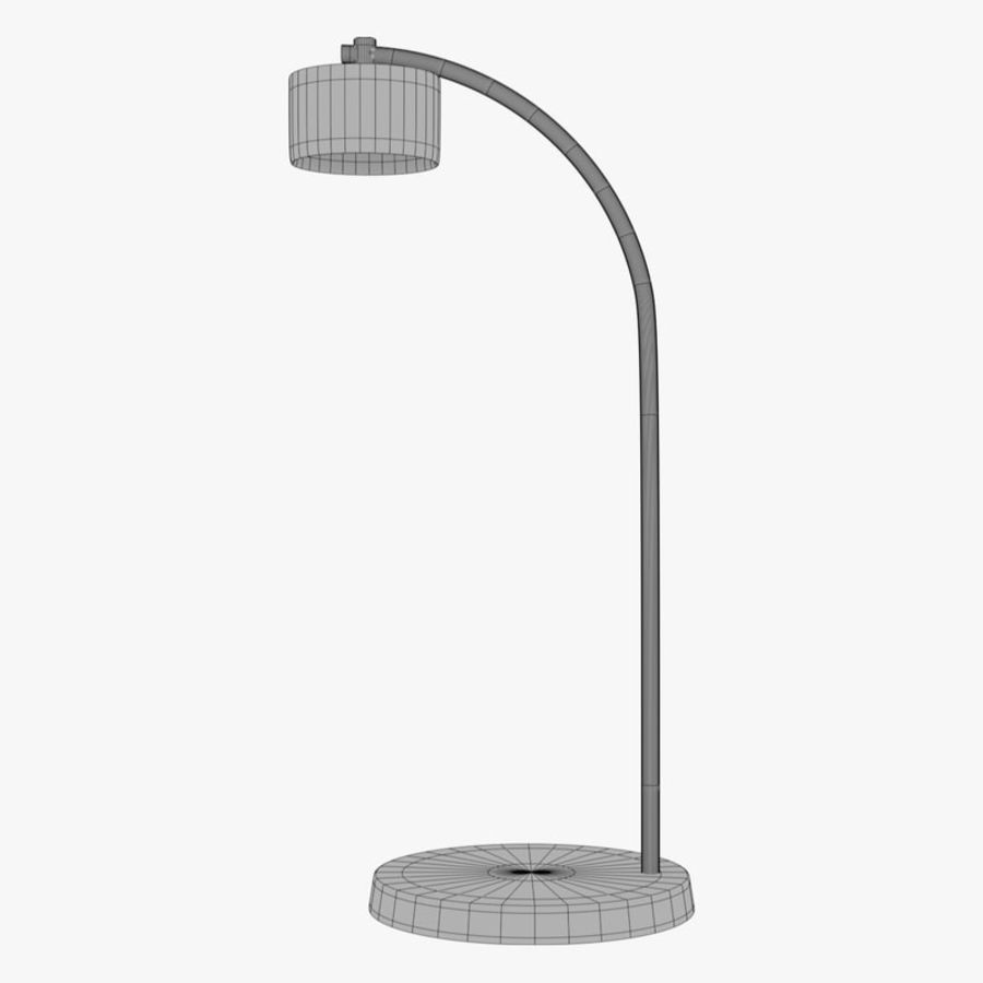 Floor Lamp royalty-free 3d model - Preview no. 4