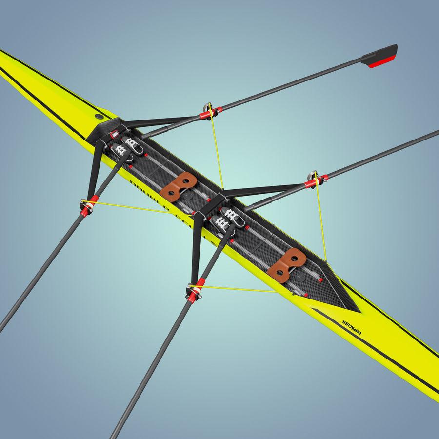 Double Rowing Sculls 3D Model $39 -  obj  fbx  c4d  max - Free3D