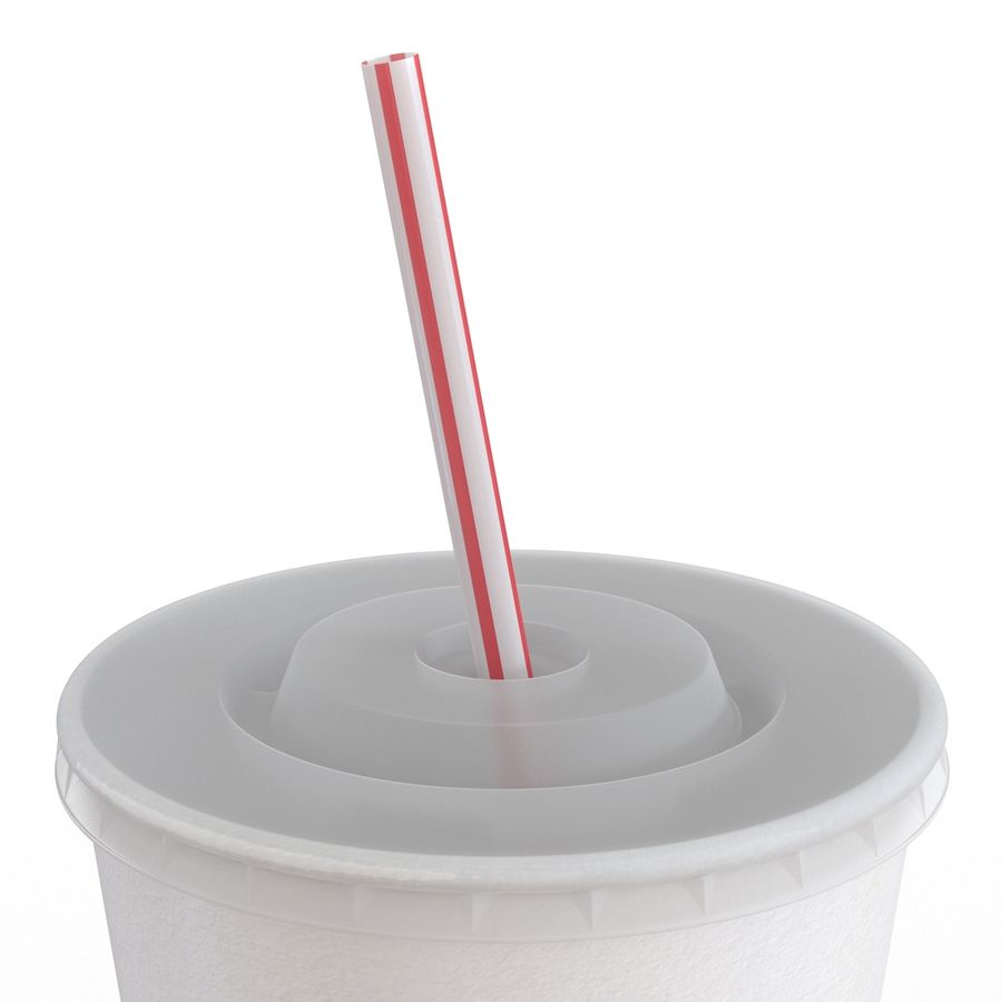 Drink Cup royalty-free 3d model - Preview no. 18