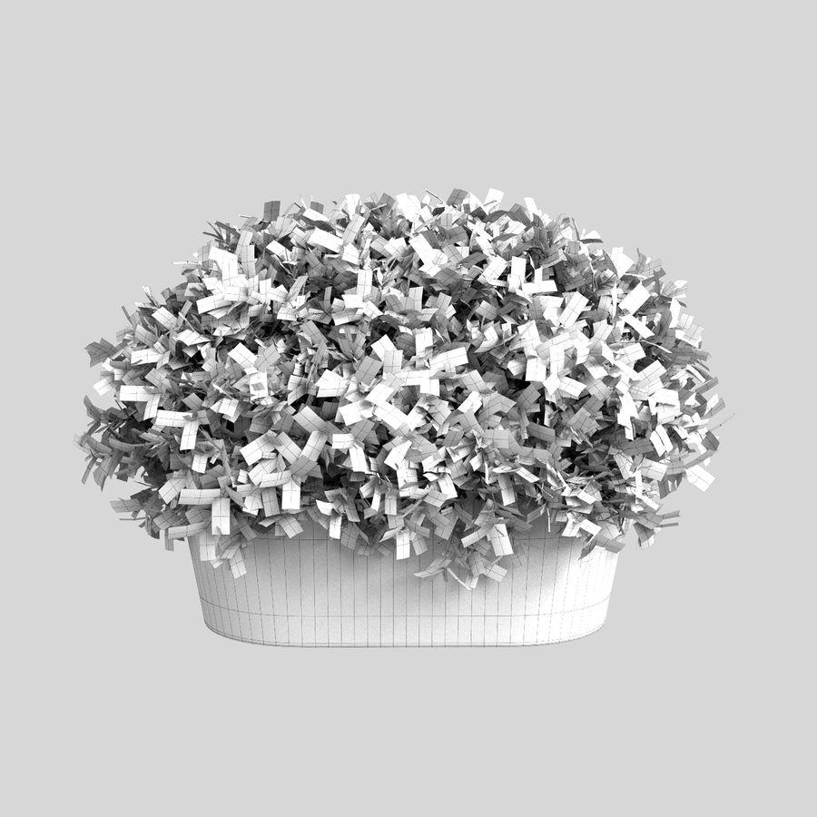 Plantas para interior y exterior royalty-free modelo 3d - Preview no. 13