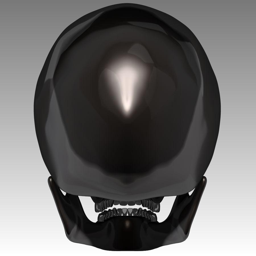 Kafatası royalty-free 3d model - Preview no. 4