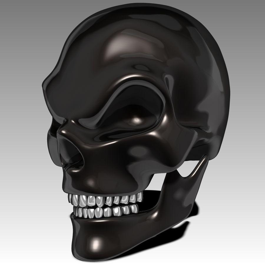 Kafatası royalty-free 3d model - Preview no. 1