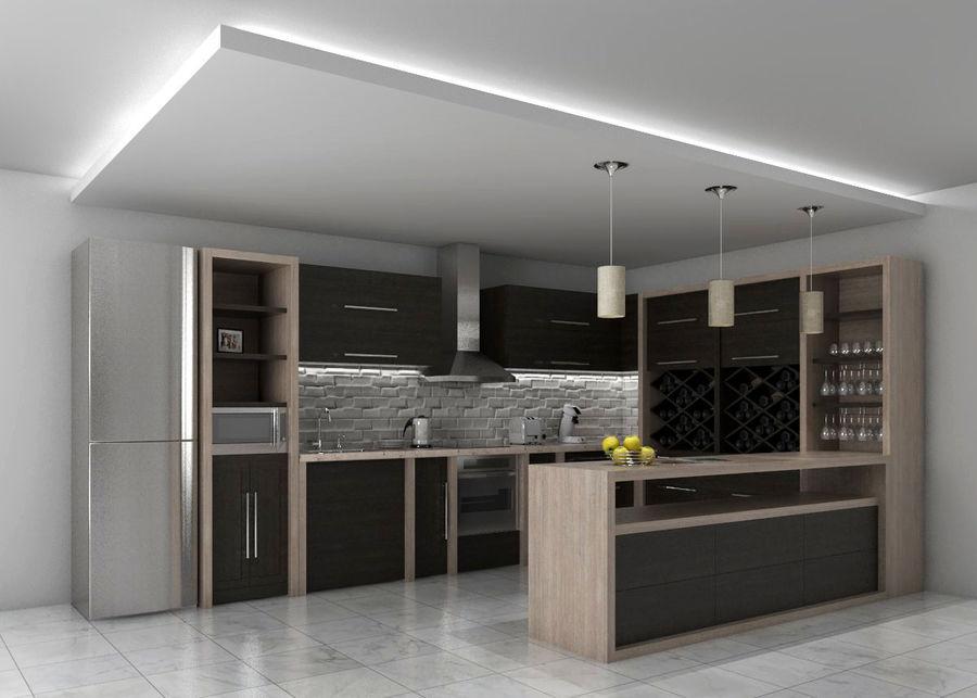 Cucine 3d dwg excellent voxtorp ikea max d model keuken for Cucine 3d dwg