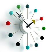 VITRA Ball Clock от Джорджа Нельсона 3d model