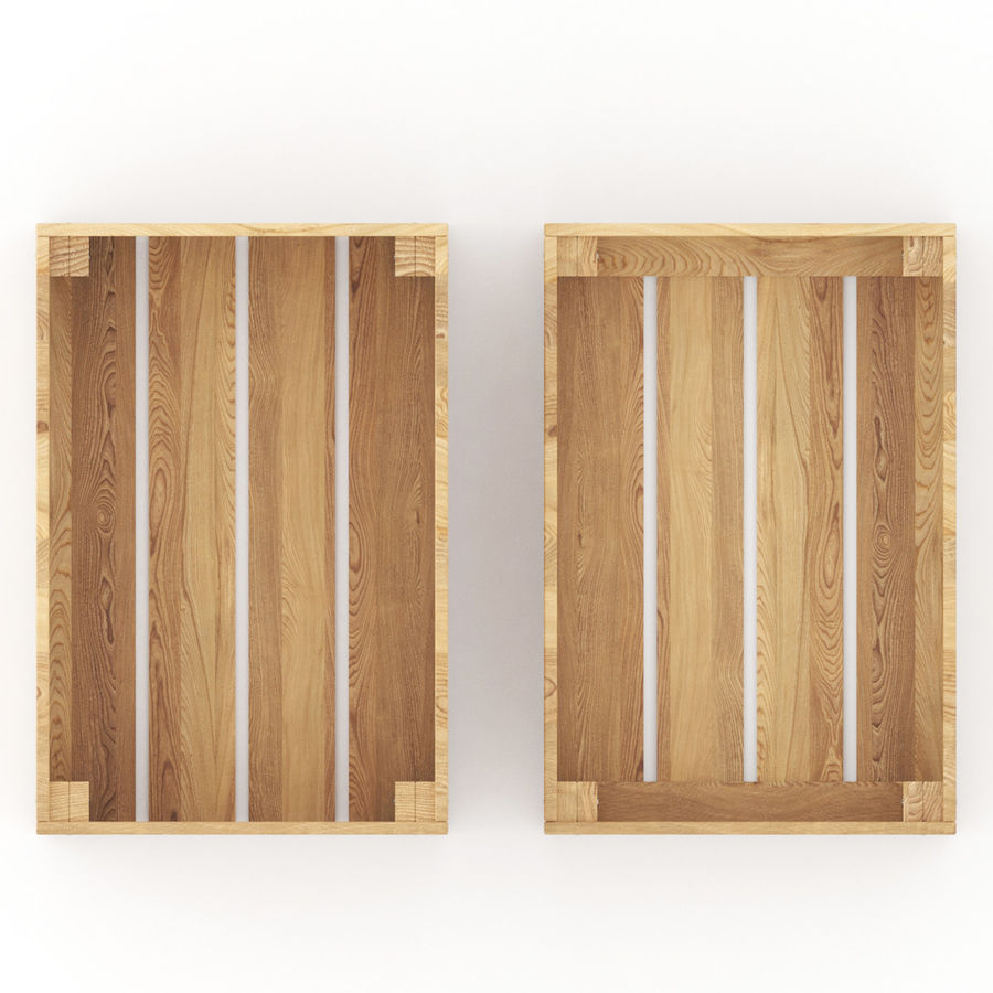 ikea knagglig kasten - wooden box 3d model $8 - .oth .obj .max .fbx