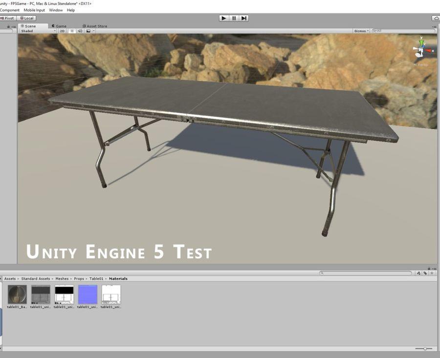 Tableau 01 modèle 3D $14 -  obj  fbx  max - Free3D