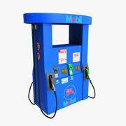bensinpump 3d model